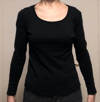 長袖TシャツLLサイズ
