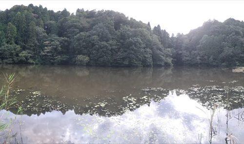 猿投温泉 鈴ヶ滝湖