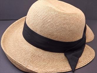 大きなサイズの麦わら帽子ストローハットのお取り寄せ