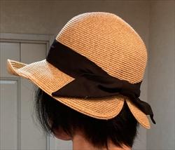 大きなサイズ 麦わら帽子