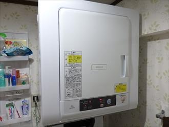 日立 衣類乾燥機 DE-N40WX
